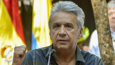 Ecuadors Präsident Lenin Moreno will Bewerbung für WM 2030