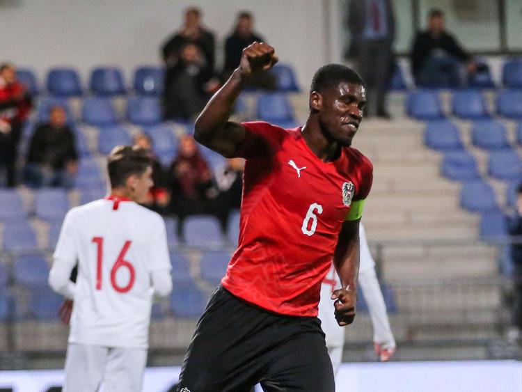 Für Kevin Danso wird das Gastspiel der ÖFB-U21 in England ein ganz besonderes Match
