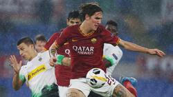 Borussia Mönchengladbach holte ein Remis bei der AS Rom