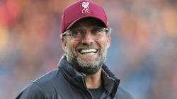Jürgen Klopp äußerte sich euphorisch über seine Mannschaft