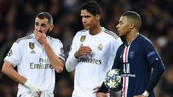 Kylian Mbappé ha coqueteado con el Real Madrid.