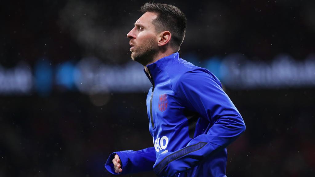 Wird dem BVB wohl nicht helfen: Lionel Messi