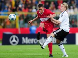 U17: Erfolgreicher Start in die EM-Endrunde