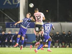 Das Cup-Spiel zwischen BW Linz und Hartberg wird am Dienstag nachgeholt.