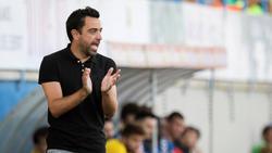 Wird Xavi neuer Trainer beim FC Barcelona?