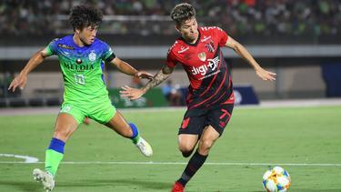 Bruno Nazario (r.) wird erneut nach Brasilien verliehen