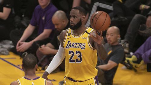 Krönt sich LeBron James zum NBA-Champion?