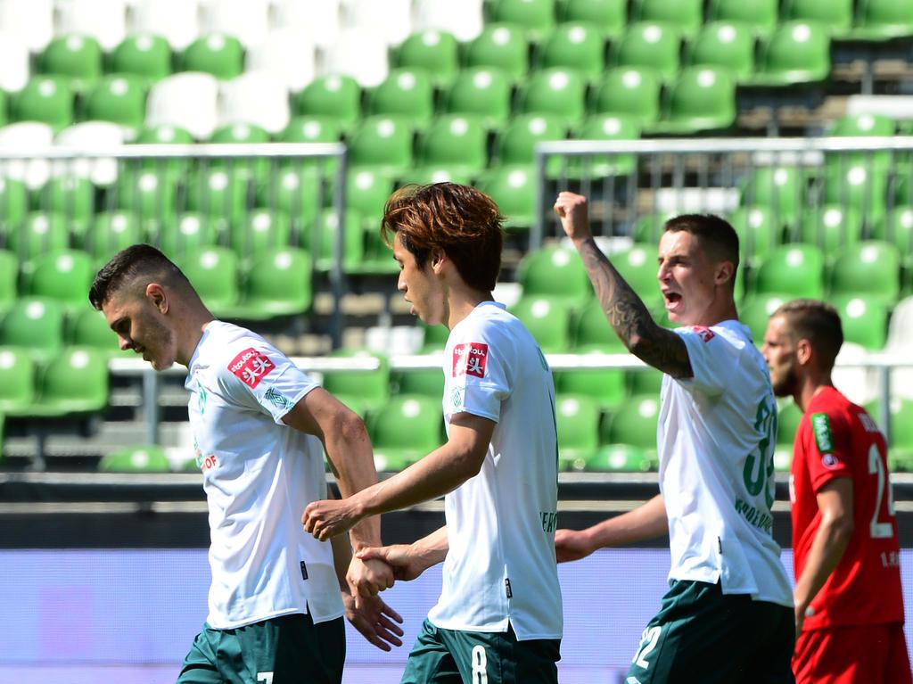 Werder tritt nun in der Relegation an