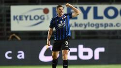 Robin Gosens und Atalanta Bergamo wollen in der Champions League überraschen