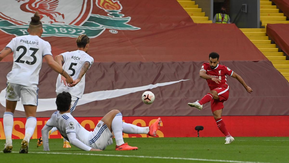 Chấm điểm trận Liverpool 4-3 Leeds: Mãn nhãn