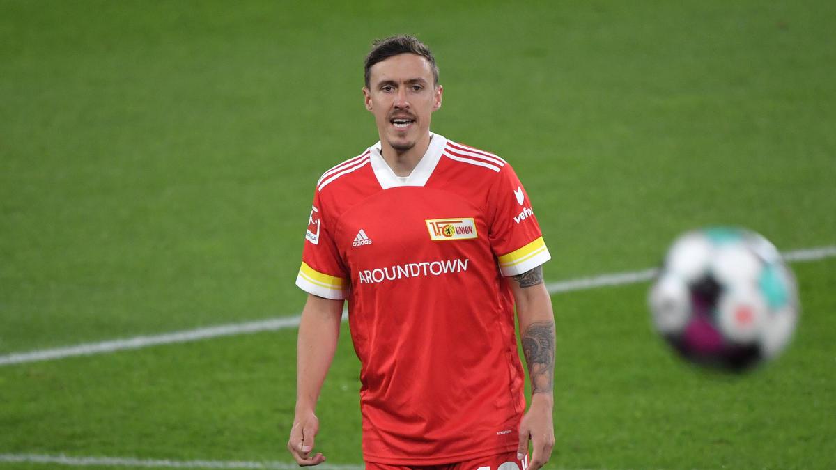 Max Kruse stand trotz seines Barbesuchs in Unions Startelf gegen Schalke