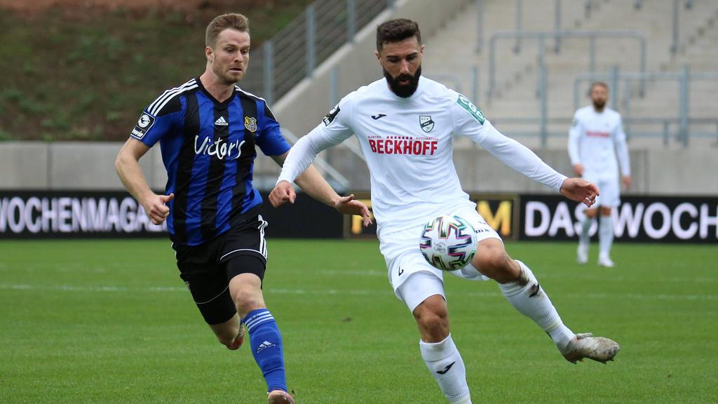 Saarbrücken unterlag zu Hause gegen Verl