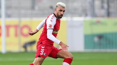Vincenzo Grifo spielt für den SC Freiburg