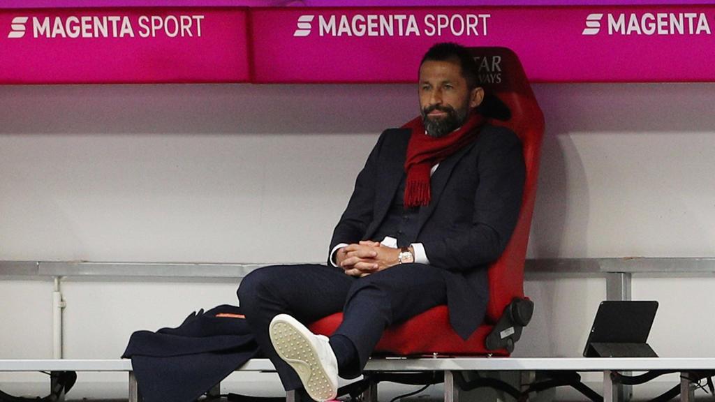 Hasan Salihamidzic ist Sportvorstand des FC Bayern