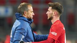 Soll Spielpraxis sammeln: Bayern-Talent Leon Dajaku