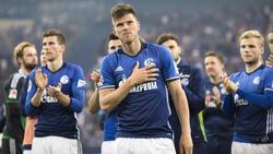 Königsblau im Herzen: Klaas-Jan Huntelaar soll den FC Schalke 04 retten