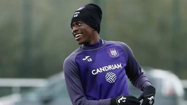 Albert Sambi Lokonga soll es dem FC Bayern angetan haben
