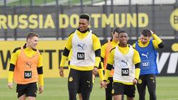 Steht in England hoch im Kurs: BVB-Youngster Dan-Axel Zagadou (M.)