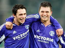 Zwei aus der Schalker Nachwuchsabteilung