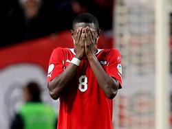 David Alaba direkt nach dem Aus in der WM-Qualifikation gegen Schweden