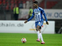 Boubacar Barry gehört seit Wochen zum Profiteam des Karlsruher SC