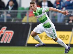 Nicolai Rapp bleibt ein weiteres Jahr in Fürth