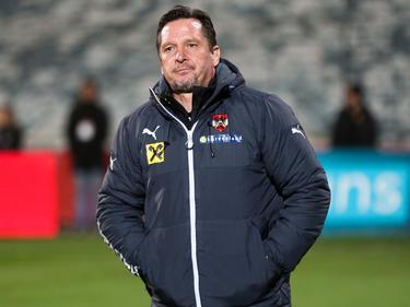 U21-Teamchef Werner Gregoritsch konnte mit der Leistung gegen Italien zufrieden sein
