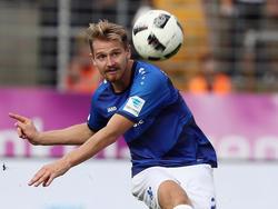 Immanuel Höhn hat seinen Vertrag in Darmstadt verlängert