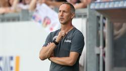 Adi Hütter tritt bei der Eintracht in große Fußstapfen