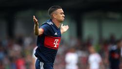 Oliver Batista-Meier zählt zu den großen Hoffnungsträgern in der Bayern-Jugend