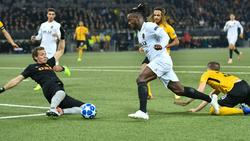 Batshuayis Treffer reichte Valencia nicht zum Sieg