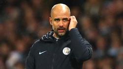 Pep Guardiola lobte die Jugendarbeit von Manchester City