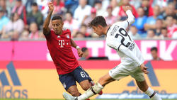 Wechselt Kai Havertz (r.) zum FC Barcelona oder zum FC Bayern?