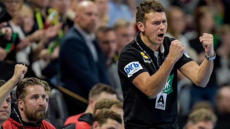 Christian Prokop steht vor seiner ersten WM als Bundestrainer