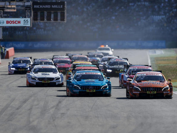 Die DTM setzt in der kommenden Saison auf einheitliche Startzeiten