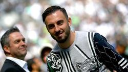 Josip Drmic hat bei der Borussia aus Gladbach keine Zukunft mehr
