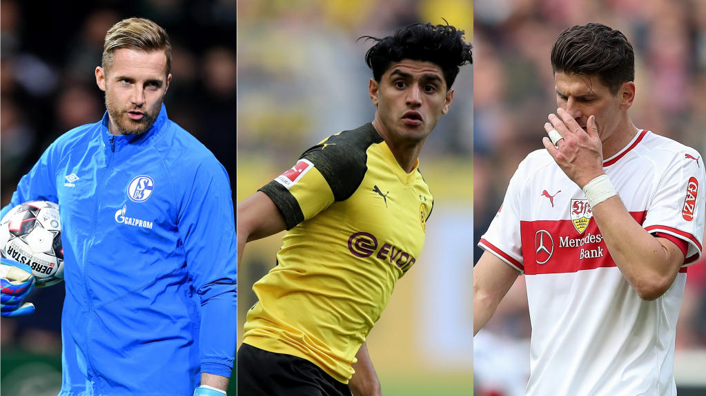 sport.de hat die Flop-Elf der Bundesliga-Saison 2018/2019 zusammengestellt