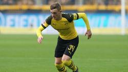 BVB-Profi Jacob Bruun Larsen trifft bei der U21-EM auf die deutsche Auswahl