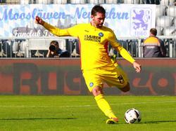 Der DFB hat die Gelbe Karte gegen Jordi Figueras zurückgenommen