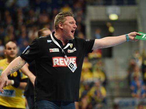 Nikolaj Jacobsen und seine Löwen sind zumindest vorübergehend neuer Tabellenführer
