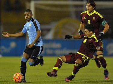 Venezuela ante Uruguay en el último Sudamericano Sub-20 (Foto: Imago)