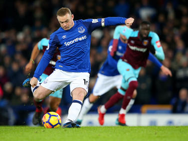 Rooney ha vuelto para una temporada al Everton, club de su corazón. (Foto: Getty)