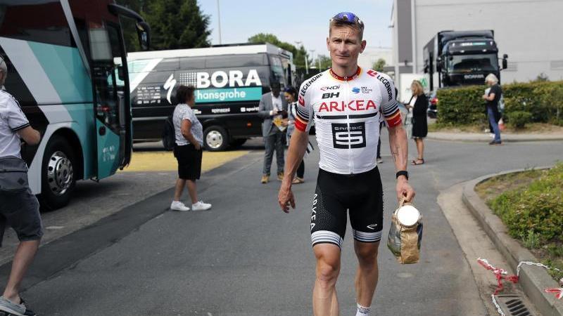 André Greipel mischt bei den Sprintankünften nicht mehr vorne mit