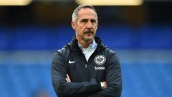 Adi Hütter blickt optimistisch auf den frühen Saisonstart