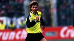 Patrik Berger spielte 1995/1996 für den BVB
