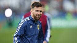 Messi und die Albiceleste spielen in Tel Aviv gegen Uruguay