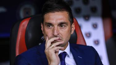 Wird erster Trainer von Inter Miami: Diego Alonso