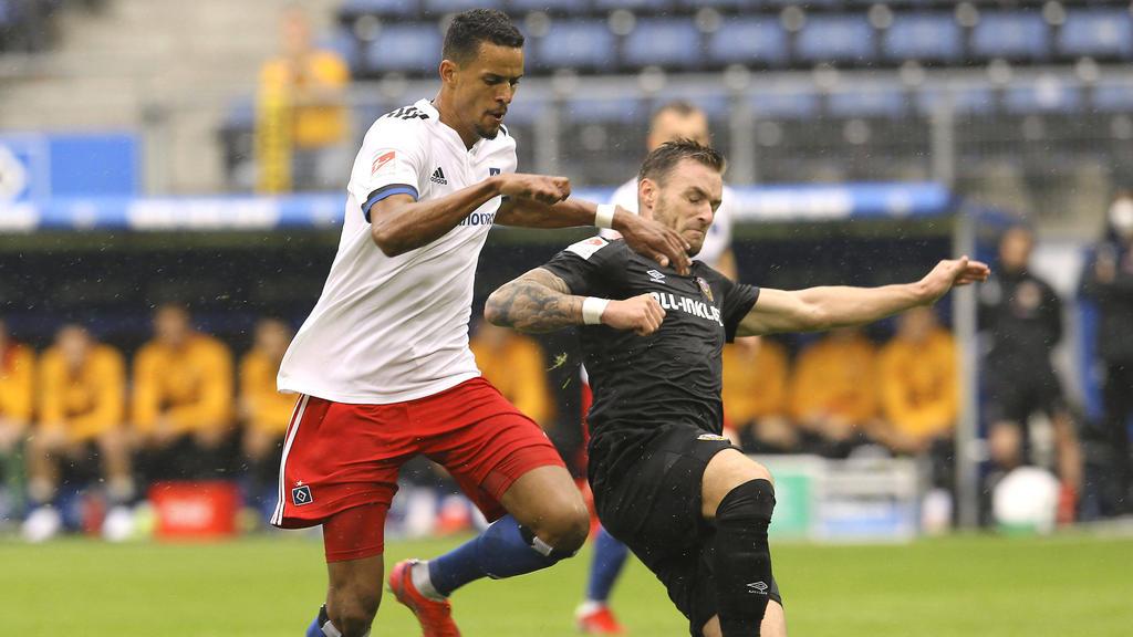 Kein Sieger zwischen HSV und Dynamo