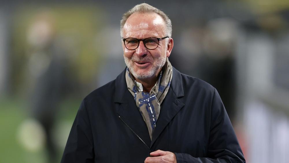 Karl-Heinz Rummenigge schwärmt nach Sieg in Barcelona