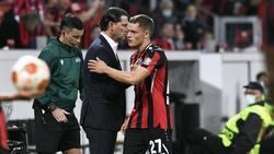 Gerardo Seoane will Florian Wirtz nicht zu viel Verantwortung geben